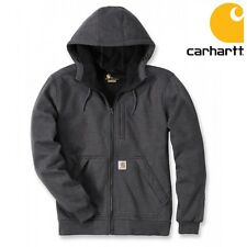 Carhartt Men's Jacket Wind Fighter Hooded Wind & Rainproof padded s up to XXL