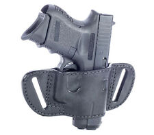 Molded Belt Slide Holster Custom Built to Your Gun - Made by Hand in USA