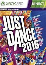 Just Dance 2016 (Microsoft Xbox 360, 2015)