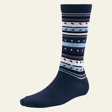 Timberland Women's Premium Wool Striped Crew Socks (1-Pack) Style A1GL1