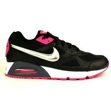 NEW 2014 Nike Air Max IVO Women's Running Shoes 580519 002 Size 9 7.5 Pink Black