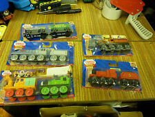 FISHER PRICE WOODEN  THOMAS TANK ENGINE MAGNETIC TRAIN