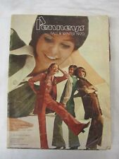 J C Penney J C Penney Fall and Winter Catalog 1970
