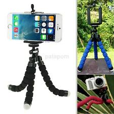 Flexible Tripod Stand Mount Monopod Holder Octopus For Cell Phone Camera GoPro