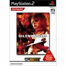 Used PS2 Silent Hill 3 Konami the Best Japan Import