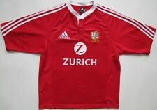 British Irish Lions New Zealand 2005 tour shirt jersey rugby union Adidas S M L