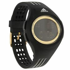 New-ADIDAS-Men-Uraha-Authentic-Digital-Chronograph-Watch Black - Grey