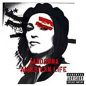 American Life [PA] by Madonna (CD, Apr-2003, Warner Bros.)