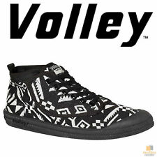 DUNLOP VOLLEYS High Top Leap International Hi Sneakers Casual Lace Up Shoes New