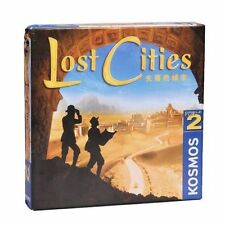 game card gathering party lost cities board type Strategy