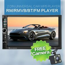 7060B 7 Inch Bluetooth Vehicle Auto Car MP5 Video Player In Touch Screen LN