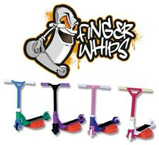 New Finger Whips™ Mini Finger Scooters With Accessories - UK Tech Deck Seller