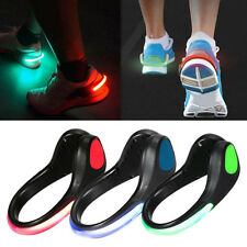 New LED Luminous Shoe Night Clip Light Running Sports Cycling Safety Warning