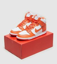 Nike 850477 101 Dunk High QS Syracuse Mens Sneakers Basketball Shoes New In Box