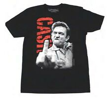Johnny Cash The Finger T Shirt