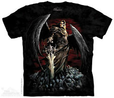 Death Wish T-Shirt from The Mountain - Sizes S - 5X