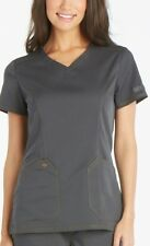 Dickies Women's Essense V-Neck Scrub Top DK803