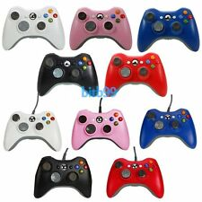 USB Wired / Wireless Dual Shock Gamepad Controller for Xbox 360 and PC Windows B