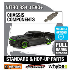 HPI NITRO RS4 3 EVO+ [Chassis Components] Genuine HPi Racing R/C Parts!