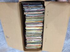 Wholesale Lot Of 250 G-Nm 45 Rpm Rock & Pop Records From The 50's-80's.