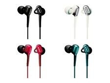 SONY XBA-C10 Balanced Armature In-ear Headphones Black White Green Red Japan