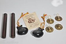 Claves, Castanets, and Zils: Traditional Percussion Instruments