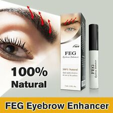 3ML Eyebrow Enhancer Brush Rapid Eye brow Growth Serum Liquid AA