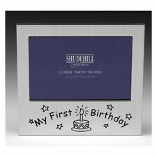 Polished Silver Plated Photo Frames - By Shudehill Giftware