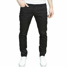 Levi's 511 BLACK Mens Slim Fit Straight Leg Jeans, BNWT