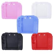 Protective Soft Silicone Bumper Skin Case Cover Skin for Nintendo 2DS