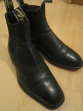 *RM WILLIAMS* ALL LEATHER CHELSEA BOOTS SIZE UK 6.5 / 7