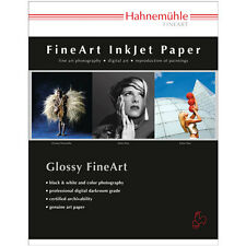 """Hahnemuhle 17 x 22"""" Photo Rag Pearl Fine Art Paper (25 Sheets)"""