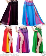Brand New Beautiful And Sexy Belly Dance Skirt 13 Colors Available One Size