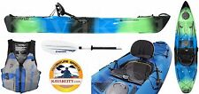 Wilderness Systems Tarpon 100 Kayak - Deluxe Package - Galaxy