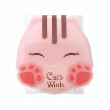 TONYMOLY Cats Wink Clear Pact 11g / Pure & Soft Pact 2 Color - dodoshop