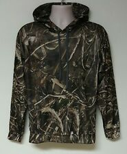 Realtree Max 5 Mens Camo Lightweight Pullover Hooded Sweatshirts: M-2XL