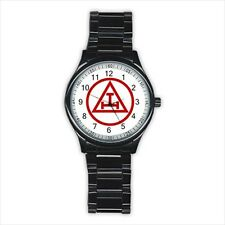 Royal Arch Masonry Sign Causal Sport Watches (Battery Included)