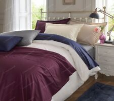 """200 Thread Count 100% Egyptian Cotton Deep Fitted Sheets 16"""" 40cm All Sizes"""