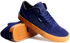 Scarpe Uomo Nero Navy Gum Supra Ellington Vulc  Sneakers Men Shoes S27502