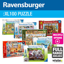 Ravensburger XXL 100 Piece Adult Jigsaw Puzzles - 9 designs to choose from!