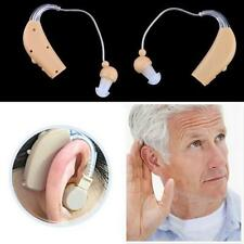 New Rechargeable Digital Hearing Aid Adjustable Sound Amplifier Acousticon CU
