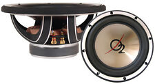 O2 OW15 15inch. Subwoofer  Dual 4 Ohm Voice Coil (O2 OW-15) (SINGLE PIECE).