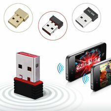 New 150Mbps 150M Mini USB WiFi Wireless Adapter Network LAN Card 802.11n/g/b CN