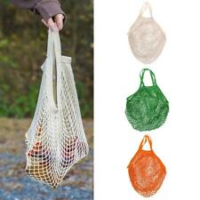 Phenovo Reusable String Shopping Grocery Bag Shopper Tote Mesh Eco Handbag