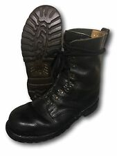 German Army Paratrooper Boots, Genuine MK2 MK3, Grade 1 and Reconditioned vibram