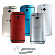 New Original HTC One M8 Back Cover Battery Door Housing Case Replacement
