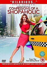Confessions of  a Shopaholic [DVD] [2009], Acceptable DVD, Isla Fisher, Krysten