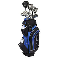 Macgregor Mens Dct Package Set - New Golf Clubs Deluxe Bag Complete Right Handed