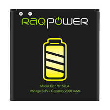 RAQPower Li-ion Battery Durable EB575152LA For Samsung Epic 4G SPH-D700
