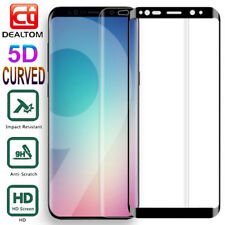 Full Cover Tempered Glass Screen Protector For Samsung Galaxy S6 S7 Edge Curved